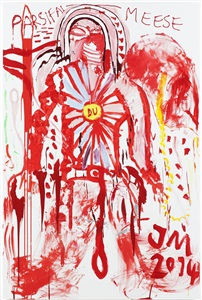 jonathan meese - parsifal de large by jonathan meese