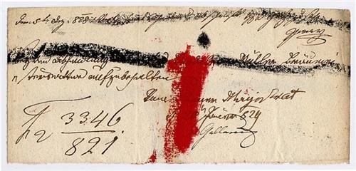rote figur (briefe nach wien) by karl bohrmann