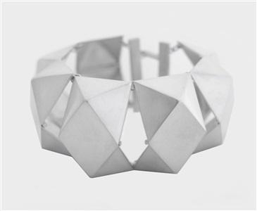 sg 7 geometric bracelet by samuel guillén