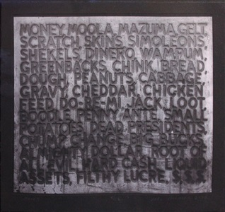 if these walls could talk by mel bochner