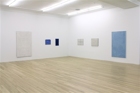 john zurier west of the future installation view