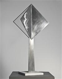 modell für eine grosse spiegelskulptur by heinz mack