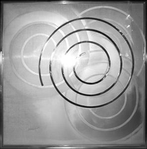 spiegel spirale by heinz mack