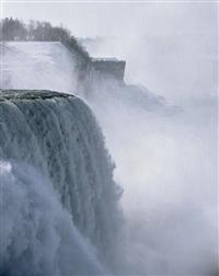 usa/canada. 2005. falls 02. by alec soth