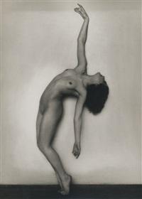 nude study by rudolf koppitz