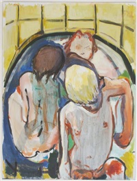 bathers by kate mccrickard