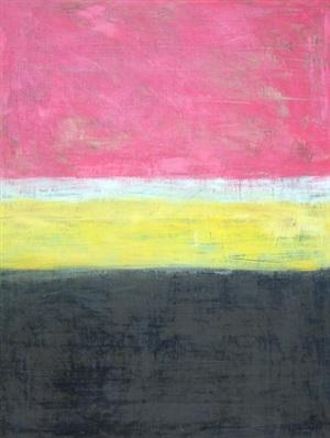 early morning (pink, yellow, blue) by bradley narduzzi rex