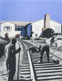 end of the line by martin mull