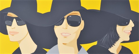 very important people by alex katz