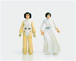 figures (1977/1997): princess leia by andrea robbins and max becher