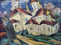 church by aristarkh vasilevich lentulov