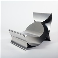 lounge chair by maria pergay