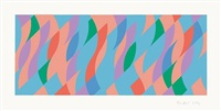 from one to the other by bridget riley