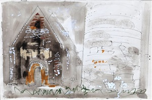 french chapel by john piper
