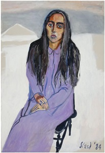 alice neel by alice neel