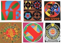 the american dream by robert indiana