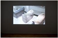 old man/sarcophagus by dave mckenzie