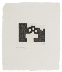 zubi (bridge) by eduardo chillida