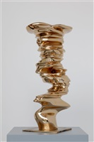 bust by tony cragg