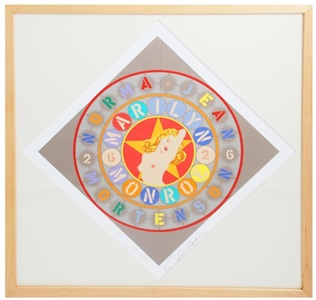 dumbo auction - art of the 80s and 90s by robert indiana