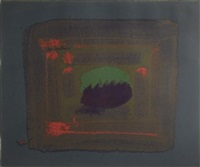lot 373: tropic fruit (heenk 222) by howard hodgkin