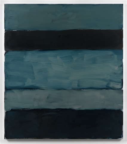 landline blue by sean scully