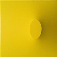 un ovale giallo by turi simeti