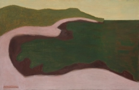 the armory show by milton avery