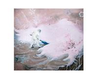 snowflake (pink) by inka essenhigh