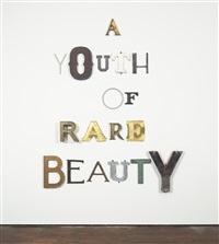 a youth of rare beauty by jack pierson