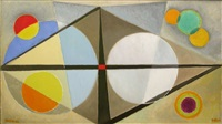 satellites (joyful ascent) by werner drewes