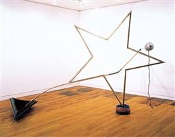 stella di bronzo by gilberto zorio