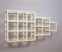 wall piece no. 4 by sol lewitt