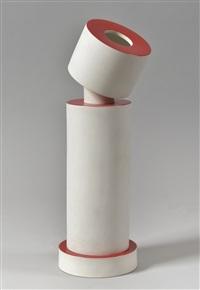 grand vase 'juliette' / 'juliette' vase by ettore sottsass