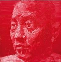 autoportrait by yan pei ming