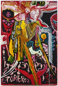 art basel hong kong by jonathan meese
