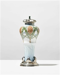 imperial winter vase d'aiseray by sèvres