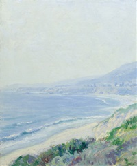 laguna beach by guy rose