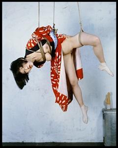 nobuyoshi araki painted photographs by nobuyoshi araki