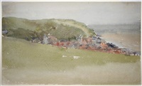 hastings by james abbott mcneill whistler