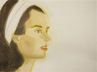 the armory show by alex katz