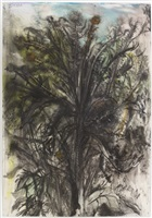 thistle by jim dine