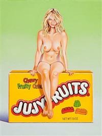jujyfruits by mel ramos