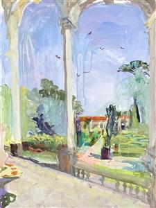 corsini garden by jane irish