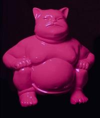 sumocat pink by hiro ando