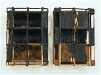 double relief (black) by sopheap pich