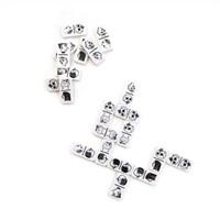 domino set by david shrigley