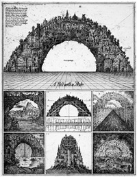 hill with a hole by brodsky & utkin