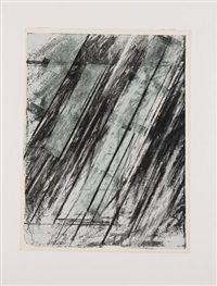untitled (from the new york collection for stockholm portfolio) by cy twombly