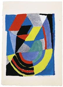 formen der abstraktion by sonia delaunay-terk